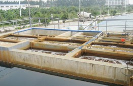 万达电镀废水磷和COD处理